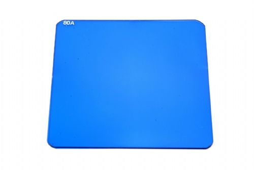 Kood 100mm Z-Pro Blue Square 80A Filter for all 100mm Filter Holders